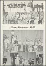 1953 Grundy Center High School Yearbook Page 64 & 65