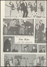 1953 Grundy Center High School Yearbook Page 66 & 67