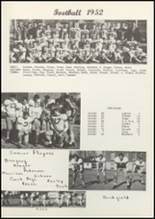 1953 Grundy Center High School Yearbook Page 68 & 69