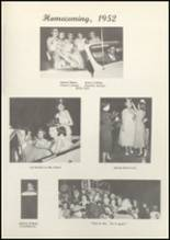 1953 Grundy Center High School Yearbook Page 70 & 71
