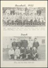 1953 Grundy Center High School Yearbook Page 74 & 75