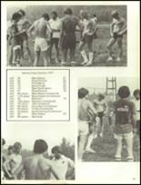 1978 Jeffersonville High School Yearbook Page 100 & 101