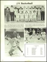1978 Jeffersonville High School Yearbook Page 134 & 135