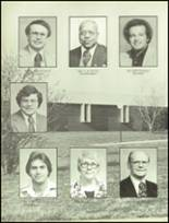 1978 Jeffersonville High School Yearbook Page 234 & 235