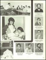 1978 Jeffersonville High School Yearbook Page 256 & 257
