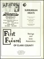 1978 Jeffersonville High School Yearbook Page 278 & 279