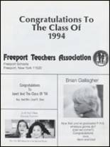 1994 Freeport High School Yearbook Page 184 & 185