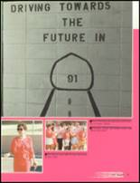 1991 Corona High School Yearbook Page 12 & 13