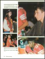 1991 Corona High School Yearbook Page 28 & 29