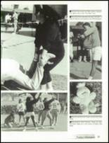 1991 Corona High School Yearbook Page 42 & 43