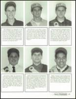 1991 Corona High School Yearbook Page 72 & 73