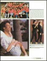 1991 Corona High School Yearbook Page 86 & 87