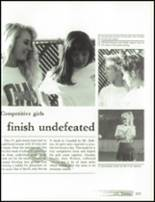 1991 Corona High School Yearbook Page 106 & 107