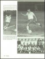 1991 Corona High School Yearbook Page 134 & 135
