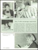 1991 Corona High School Yearbook Page 144 & 145