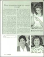 1991 Corona High School Yearbook Page 154 & 155