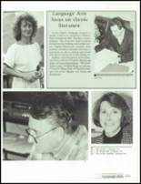 1991 Corona High School Yearbook Page 156 & 157