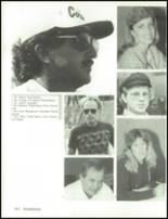 1991 Corona High School Yearbook Page 166 & 167