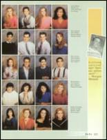 1991 Corona High School Yearbook Page 238 & 239