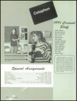 1991 Corona High School Yearbook Page 282 & 283