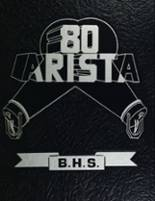 1980 Yearbook Brockport High School