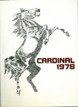 1978 Yearbook Covina High School