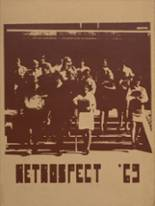 1969 Yearbook Bluffton High School