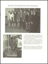 1969 Galion High School Yearbook Page 20 & 21