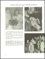 1969 Galion High School Yearbook Page 26 & 27