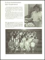 1969 Galion High School Yearbook Page 28 & 29
