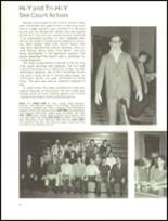 1969 Galion High School Yearbook Page 32 & 33