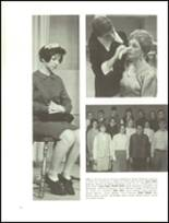 1969 Galion High School Yearbook Page 38 & 39