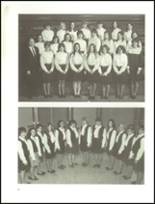 1969 Galion High School Yearbook Page 44 & 45