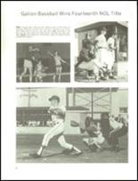 1969 Galion High School Yearbook Page 66 & 67