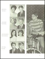 1969 Galion High School Yearbook Page 110 & 111