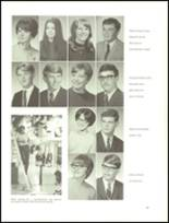 1969 Galion High School Yearbook Page 112 & 113
