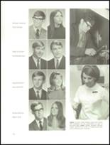 1969 Galion High School Yearbook Page 114 & 115