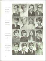 1969 Galion High School Yearbook Page 116 & 117