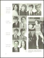 1969 Galion High School Yearbook Page 118 & 119