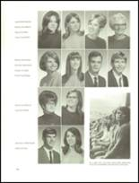 1969 Galion High School Yearbook Page 124 & 125