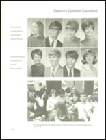 1969 Galion High School Yearbook Page 126 & 127