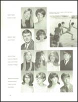 1969 Galion High School Yearbook Page 130 & 131
