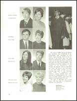 1969 Galion High School Yearbook Page 132 & 133
