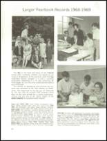 1969 Galion High School Yearbook Page 206 & 207