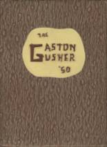1950 Yearbook Gaston High School