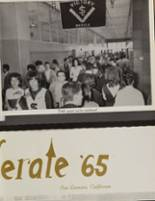 San Lorenzo High School Class of 1965 Reunions - Yearbook Page 8