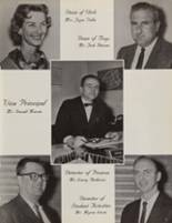 1965 San Lorenzo High School Yearbook Page 18 & 19