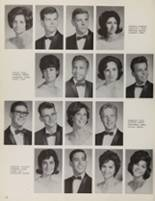 1965 San Lorenzo High School Yearbook Page 54 & 55
