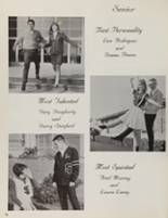 1965 San Lorenzo High School Yearbook Page 86 & 87