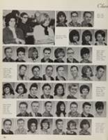 1965 San Lorenzo High School Yearbook Page 112 & 113